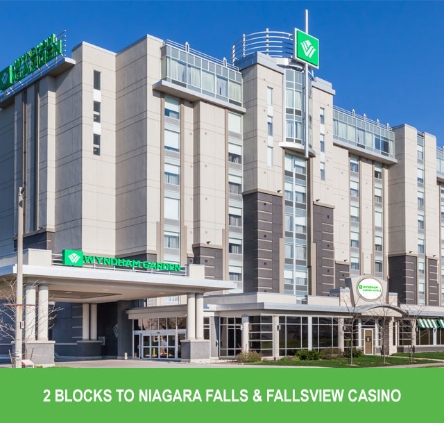 Wyndham Garden Niagara Falls Fallsview